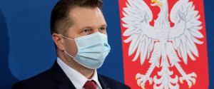 Przemysław Czarnek o powrocie uczniów do szkół. Co z niezaszczepionymi nauczycielami?