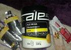 Odżywki dla biegaczy - produkty firmy ALE [TEST]