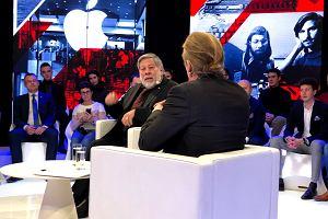 Steve Wozniak, założyciel Apple, odwiedził Warszawę. Jestem dumny z moich polskich korzeni