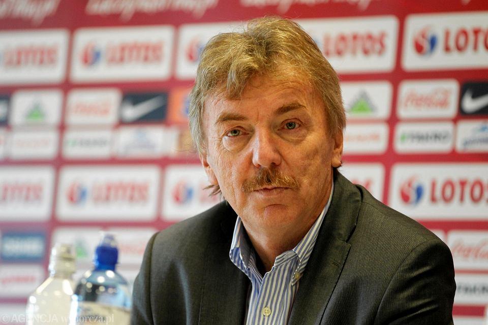 Zbigniew Boniek, prezes PZPN