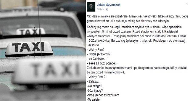 Taksówkarze