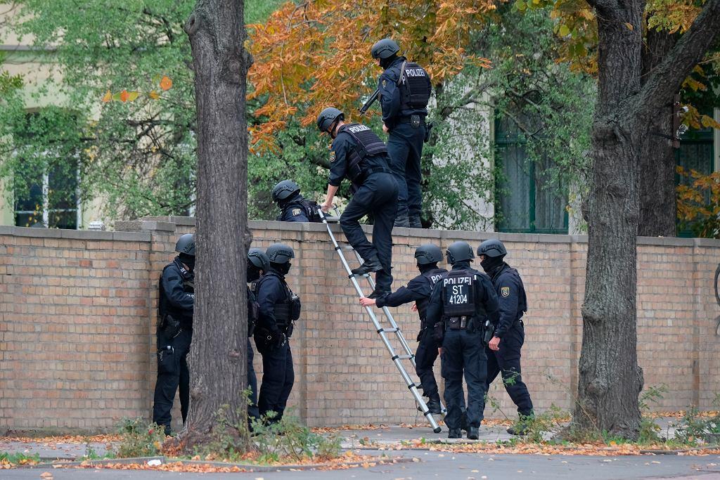 Strzelanina w Halle. Są ofiary śmiertelne