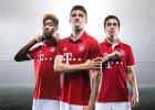Bundesliga. Nowe koszulki Bayernu Monachium