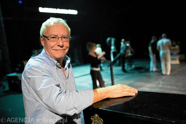 Wojciech Kępczyński, dyrektor Teatru Muzycznego Roma