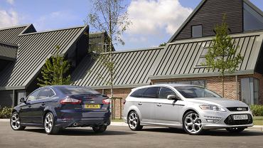 Ford Mondeo IV 2.0 Duratec