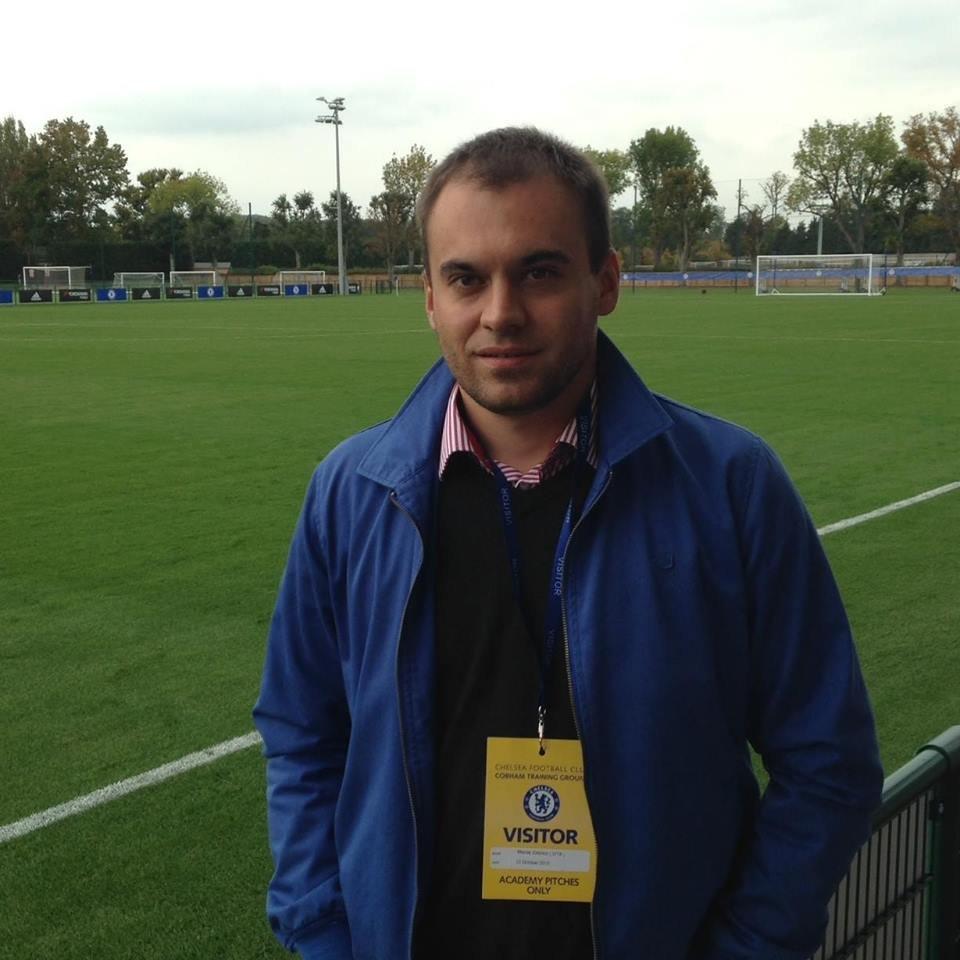 Maciej Zieliński, menedżer piłkarski, ekspert ligi włoskiej