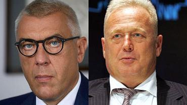 Roman Giertych i Ryszard Krauze zatrzymani przez CBA