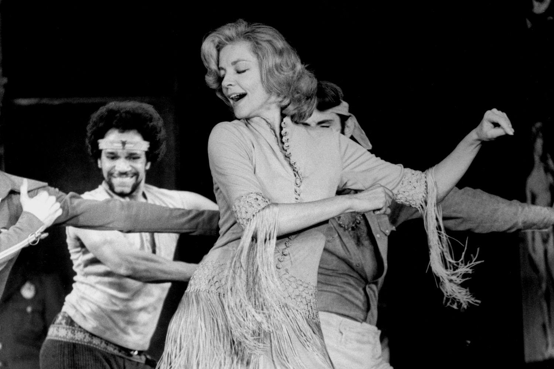 Lauren Bacall w 1970 roku (fot. www.flickr.com/photos/53035820@N02)