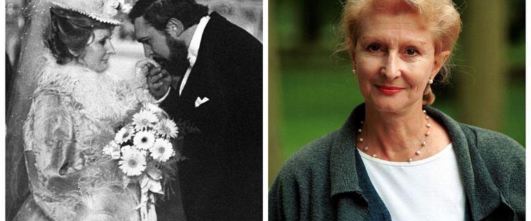 """Antczak uznał ją za chudą i brzydką, później wziął z nią ślub i dał główną rolę w """"Nocach i dniach"""". Jadwiga Barańska kończy 85 lat"""
