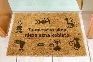 Witaj w domu - przegląd wycieraczek z polskich sklepów