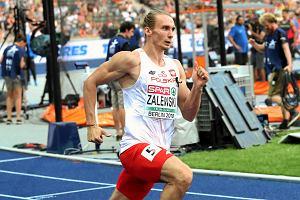 Lekkoatletyka. Halowe mistrzostwa Europy 2019: Karol Zalewski w półfinale