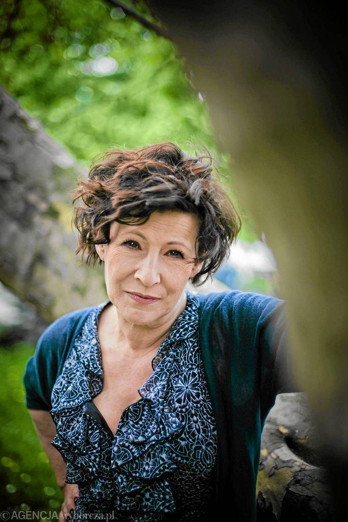 Aktorka Dorota Kolak / Agencja Gazeta