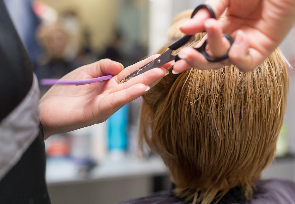 Krótkie fryzury - zdjęcie ilustracyjne