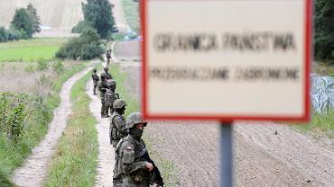 SG: 159 prób nielegalnego przekroczenia granicy w ciągu ostatniej doby. Kilkudziesięciu zatrzymanych (zdjęcie ilustracyjne)