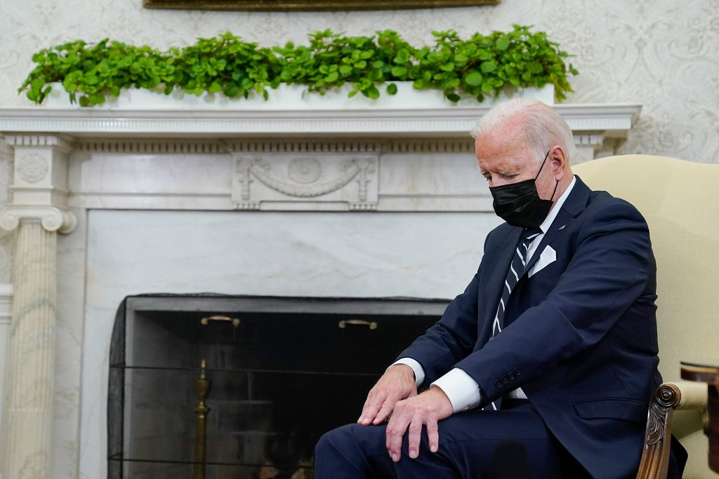 President Joe Biden meets with Israeli Prime Minister Naftali Bennett