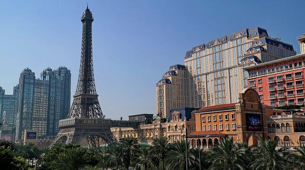 The Parisian - hotel w Makao stworzony przez firmę, która wraz z Davidem Beckhamem tworzy hotel The Londoner