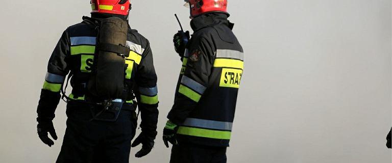 Podkarpacie. Pożar internatu w Trzcianie. 13 osób w szpitalu