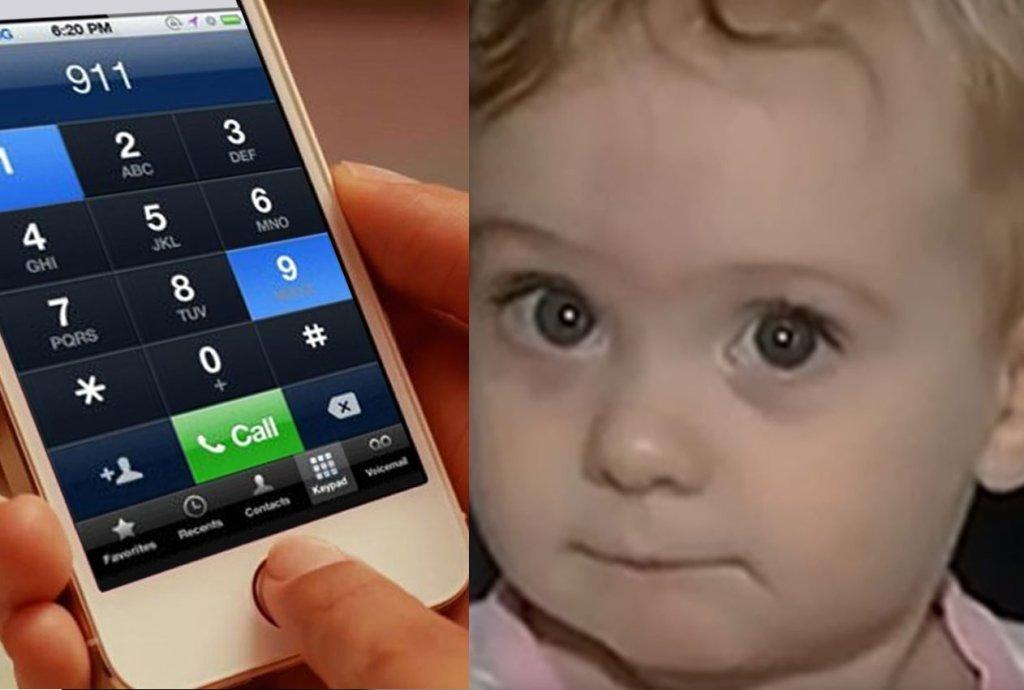 Dziecko, do którego Siri wezwała karetkę