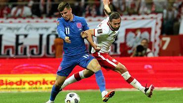 Jest jedna piątka za Polska - Anglia!