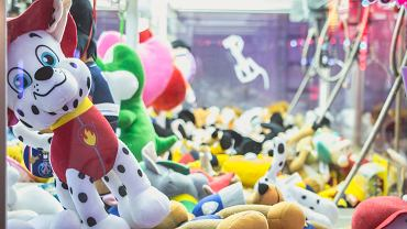Maszyna z zabawkami