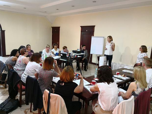 Szkolenie koordynatorów lokalnych w projekcie Fundacji Agory i Fundacji Hospicyjnej z Gdańsku