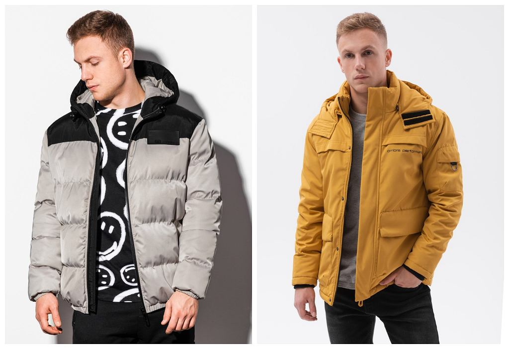 modne kurtki na zimę