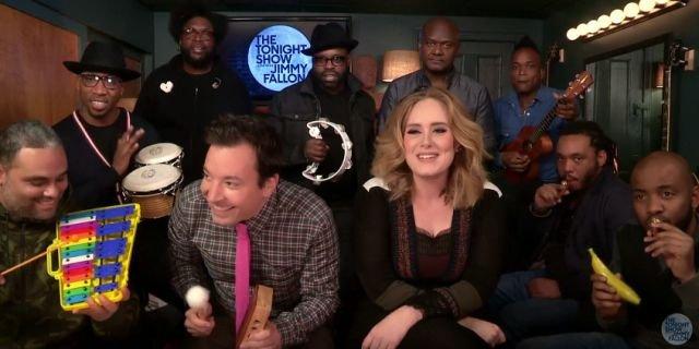 Adele w
