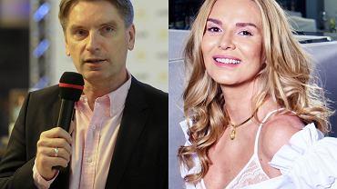 Hanna Lis i Tomasz Lis