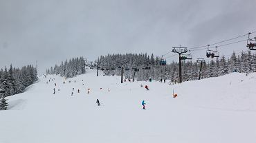 Najdłuższe trasy narciarskie w Czechach - którą z nich warto odwiedzić? SPINDLERUV MLYN. Zdjęcie ilustracyjne