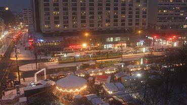 Berlin przed świętami Bożego Narodzenia