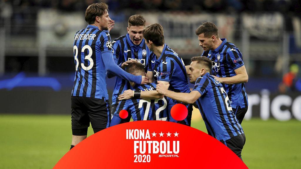 Alejandro 'Papu' Gomez i Josip Ilicić są nominowani do Ikony Futbolu