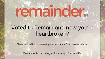 remainderapp.co.uk