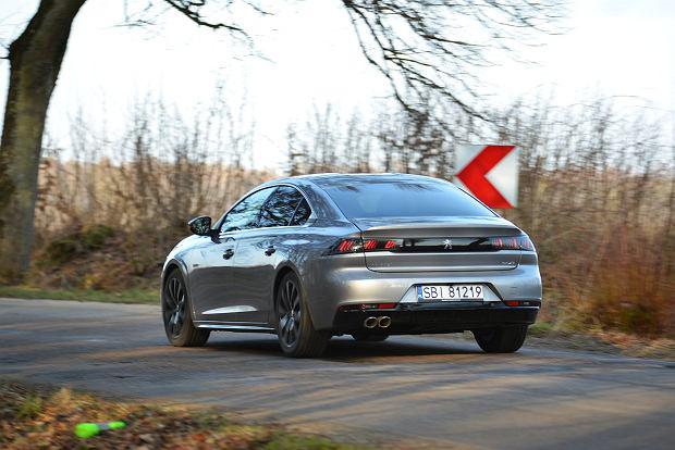 Opinie Moto.pl: Nowy Peugeot 508 - na przekór trendom