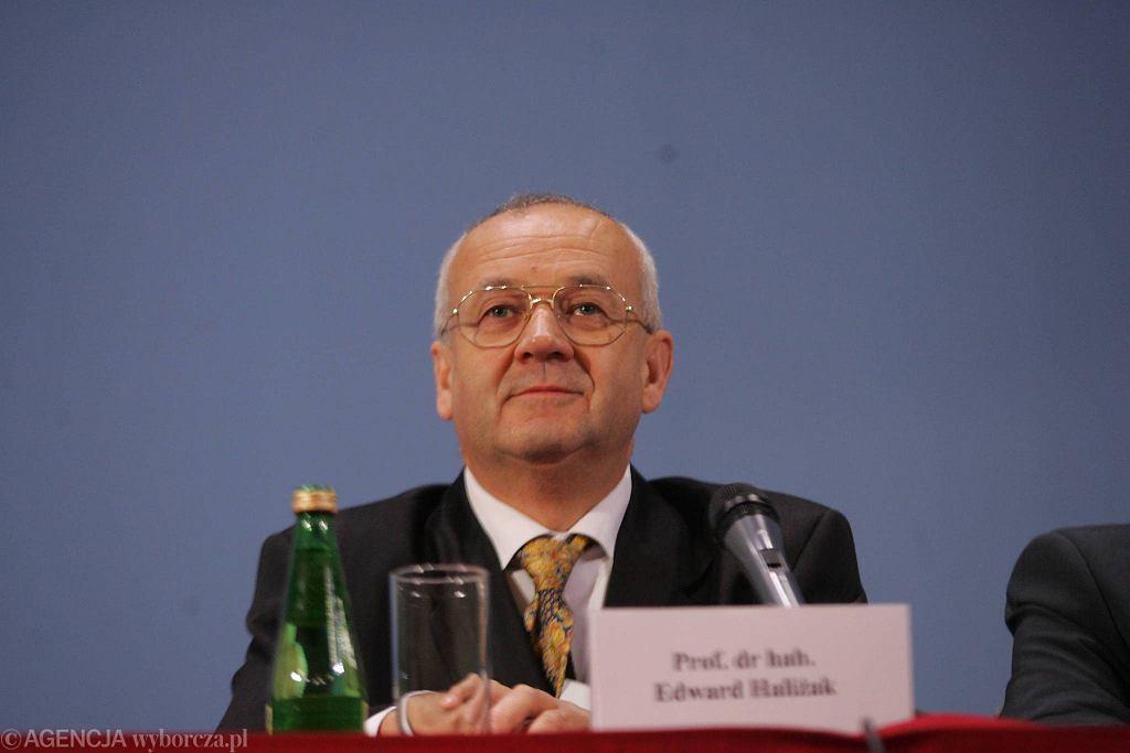 Edward Haliżak, Instytut Stosunków Międzynarodowych UW