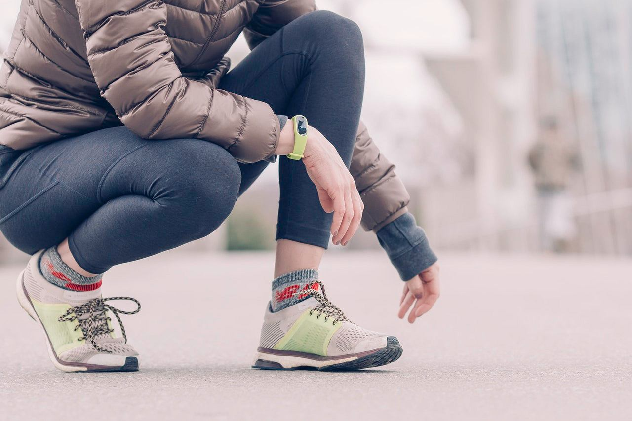 Idealne na jesienne wycieczki piesze lub rowerowe. Buty