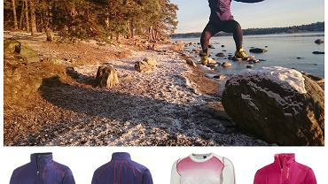 Przetestowałam zimową odzież do biegania Helly Hansen. Jak człowiekowi jest ciepło, to może bardziej!