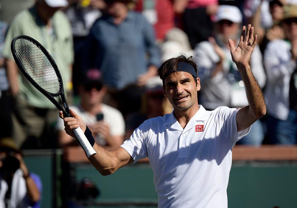 Roger Federer pochwalił Huberta Hurkacza