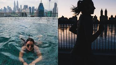 Bieganie czy pływanie - co lepsze?