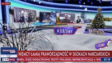 Zamieszanie wokół polskich skoczków