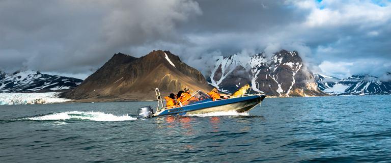 Polarnicy poszukiwani na wyprawę na Spitsbergen. Rok na biegunie? Dlaczego nie!