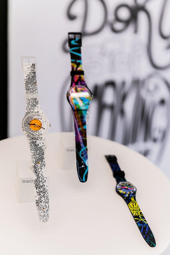 Swatch prezentuje kolekcję na wiosnę i lato 2019