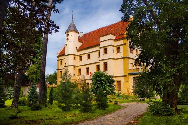 Zamek w Czernej/ Fot. panoramio.com