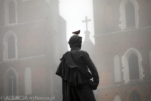 Zdjęcie numer 0 w galerii - Kraków w smogu i mgle [ZDJĘCIA]