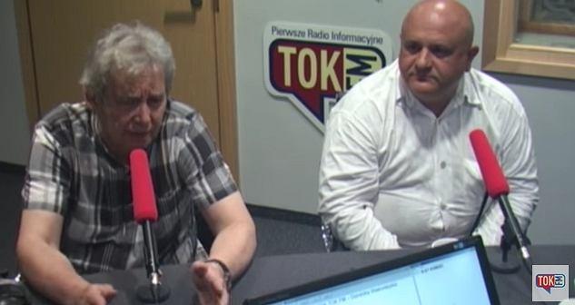 Jarosław Guzy i Jerzy Haszczyński w