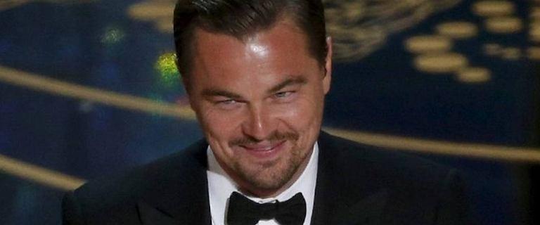 Internet obiegło zdjęcie Leonardo DiCaprio ze swoim...synem. Internauci nabrali się na oszustwo