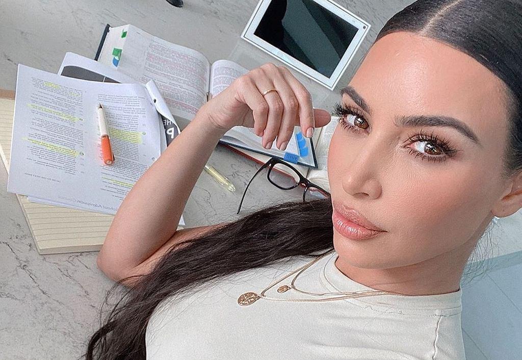 Kim Kardashian pokazała śniadanie