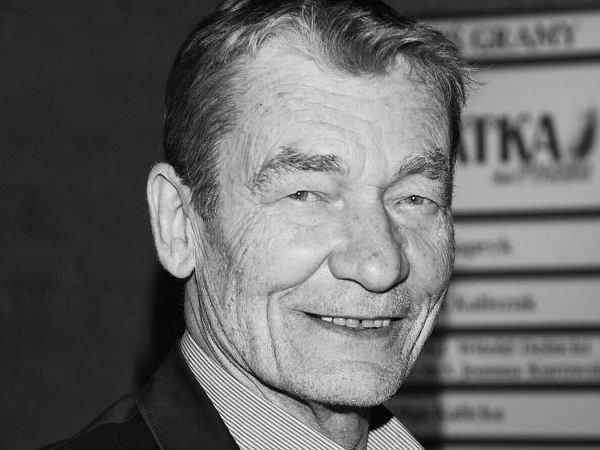 """Krzysztof Kiersznowski nie żyje. O śmierci aktora poinformowali koledzy. """"Żegnaj"""""""