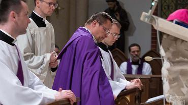 Abp Ryś podczas nabożeństwa przebłagalnego