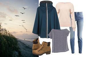 Planujesz urlop nad morzem jesienią? Pamiętaj, że pogoda nad Bałtykiem lubi zaskakiwać. Podpowiadamy, co najlepiej zabrać