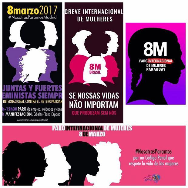 Autorka Plakatu Strajku Kobiet Kopiują Go Na Całym świecie